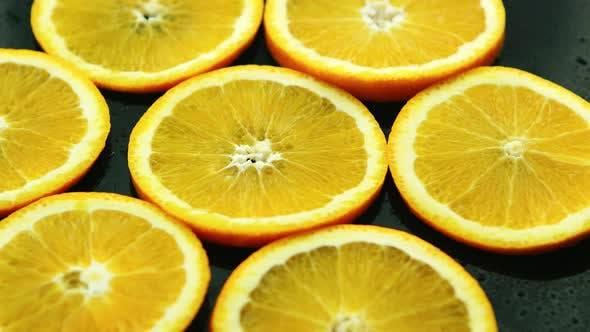 Thumbnail for Arrangement of Orange Circles