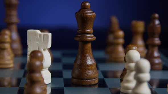 Thumbnail for Moving Queen Piece On A Chess Game 42