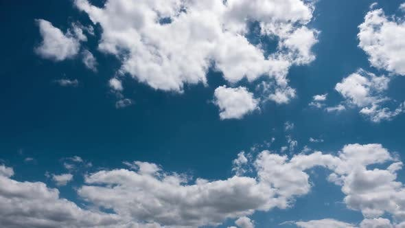 Thumbnail for Clouds in Blue Sky