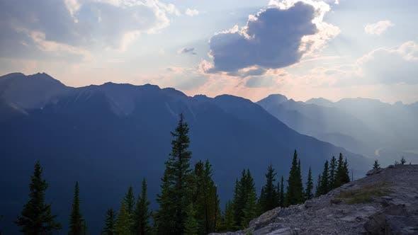 Thumbnail for Timelapse of Banff National Park