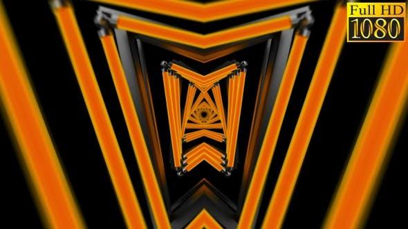 Thumbnail for Kaleidoscope Vj Loops Pack V90