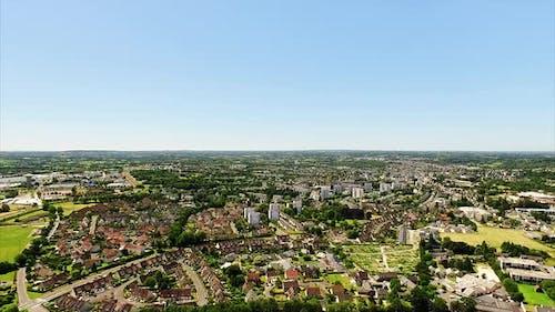 Frech neighborhood and suburbs of Saint-lo city
