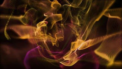 Fluid Particles Award Gold Loop
