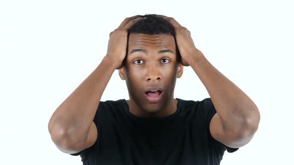 Thumbnail for Gesture of Failure, Black Man Loss