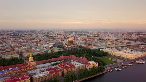 Thumbnail for Petropavlovskaya Krepost de Saint-Pétersbourg.