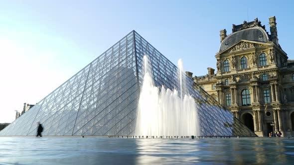 Thumbnail for Paris Louvre