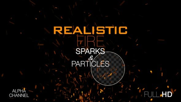Thumbnail for Realistic Fire Sparks