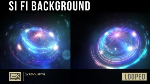 Si Fi Back Ground
