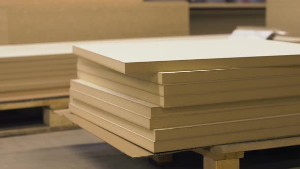 Thumbnail for Mdf Boards Storing at Furniture Factory