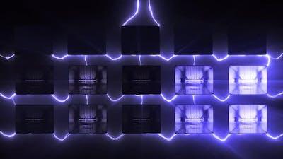 Circuit Light Panel