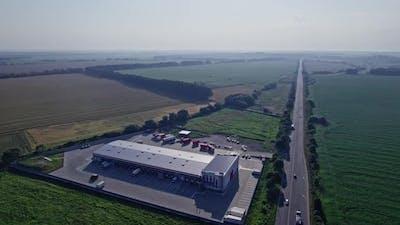 Goods Distribution Warehouse