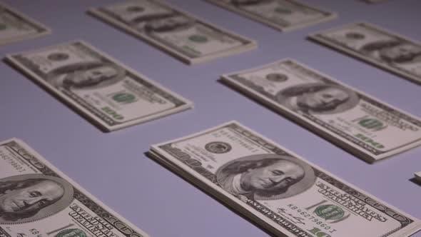 One Hundred Dollars Slider Shot