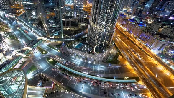 Thumbnail for Modern Urban Metropolis Cityscape