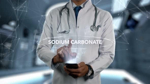Thumbnail for Sodium Carbonate Male Doctor Hologram Medicine Ingrident