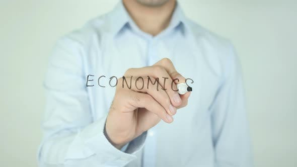 Cover Image for Economics, Writing On Screen