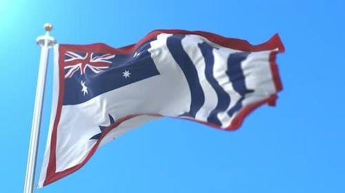 Australian Honor Flag