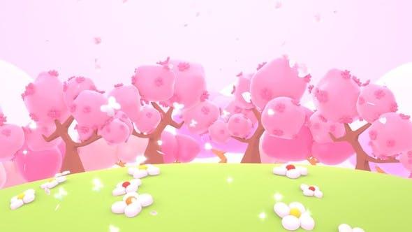 Thumbnail for Cherry Blossom Land