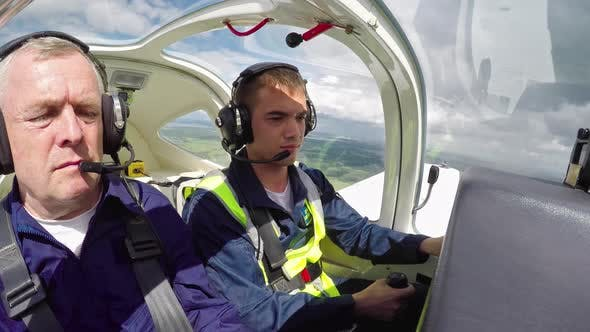 Thumbnail for Assisted Pilot Training