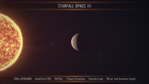Thumbnail for Starfall Space XII