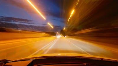 Car Night (4K)