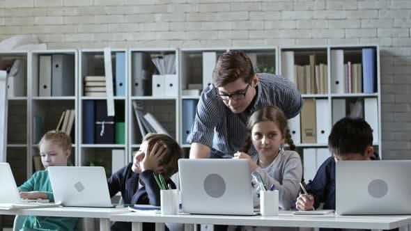 Thumbnail for IT Teacher at Work