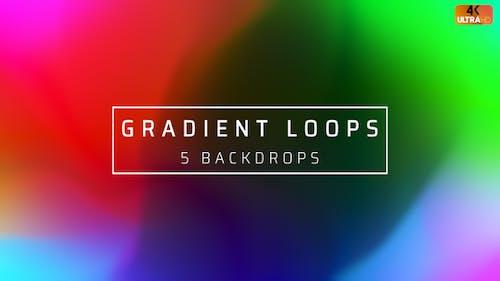 Gradient Loops Grade A