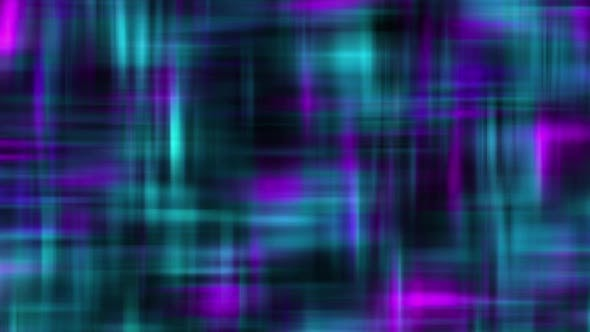 Blue and purple blurred neon.