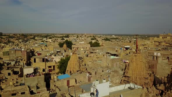 Thumbnail for Temple in Jaisalmer Fort, Rajasthan, India