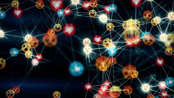 Thumbnail for Repräsentation des Social-Media-Engagements bei Plexus Network Connection 4k