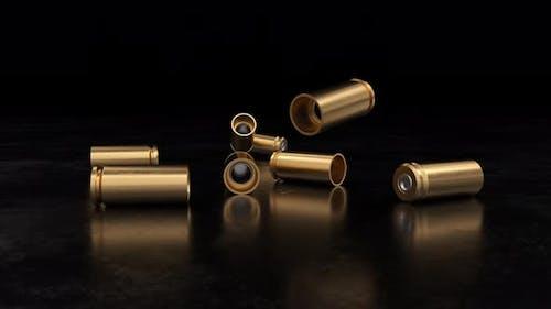 Falling Bullets