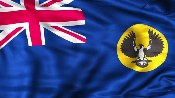South Australia State Flag