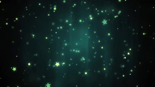 Party Glittering Stars