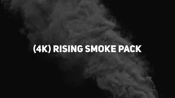 Thumbnail for 4K Rising Smoke Pack