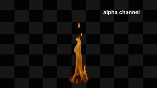 Fire Flame Loop 3