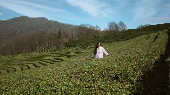 Thumbnail for Beautiful Brunette in Mountains