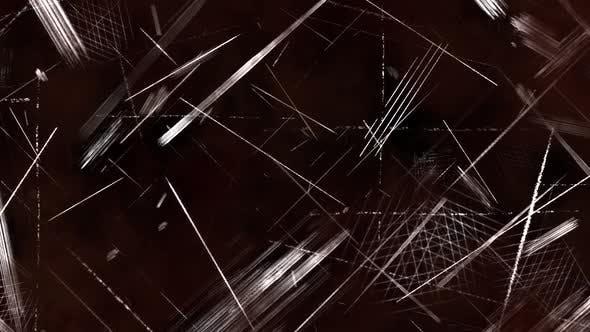 Grunge Lines Overlay