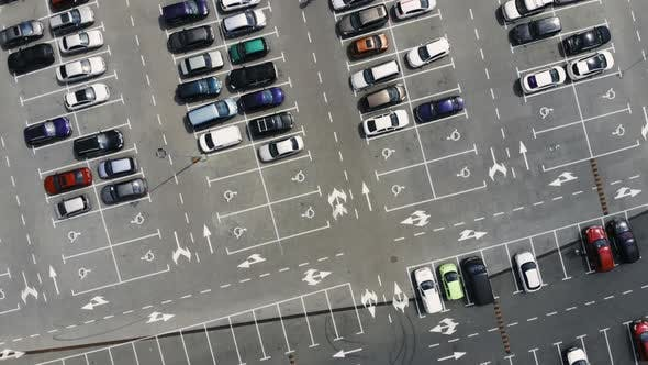 Thumbnail for A Parking From Above  Video