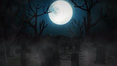 Halloween Background Concept 01158