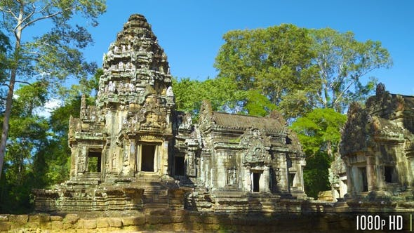 Thumbnail for Thommanon Temple in Siem Reap, Cambodia