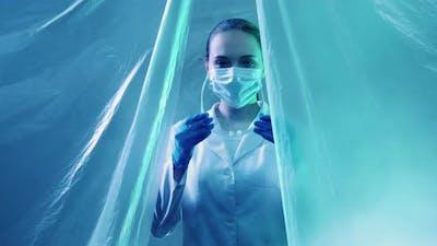 Frontline Doctor Humanitarian Medicine Physician