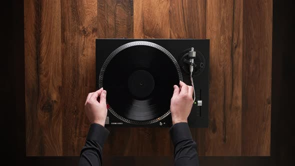 Changing Vinyl
