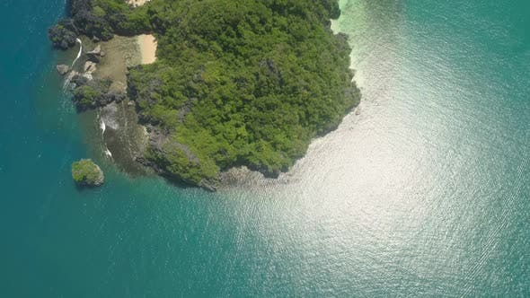 Thumbnail for Seascape of Caramoan Islands, Camarines Sur, Philippinen