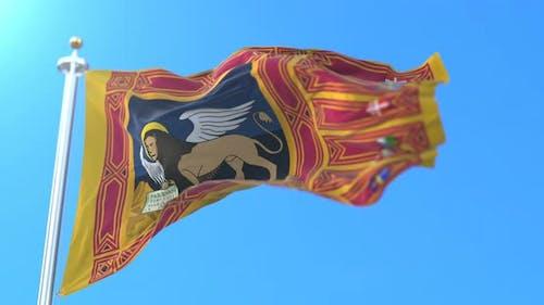 Veneto Flag, Italy