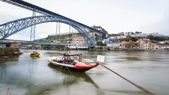 Thumbnail for Boats on Douro river