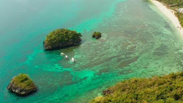 Thumbnail for Seascape: Island in the Lagoon Boracay, Philippines