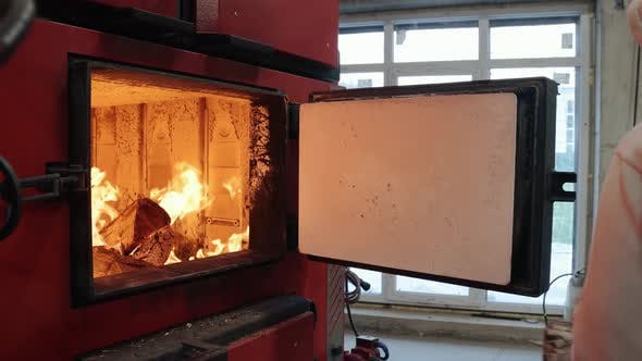 Thumbnail for Boiler Room on Environmentally Friendly Fuel