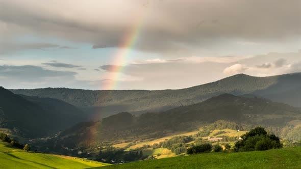 Thumbnail for Rainbow Landscape