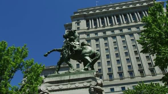 Thumbnail for Boer War Memorial in Montreal