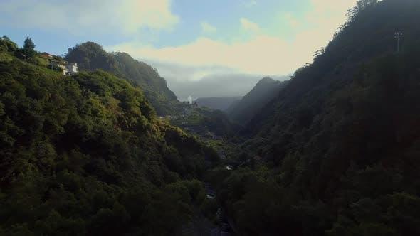 Madeira-Landschaft