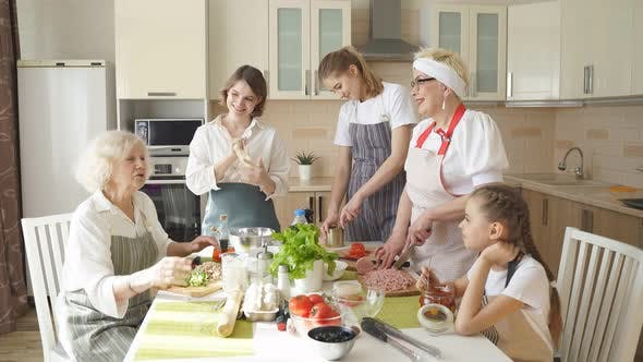 Healthy Food at Home